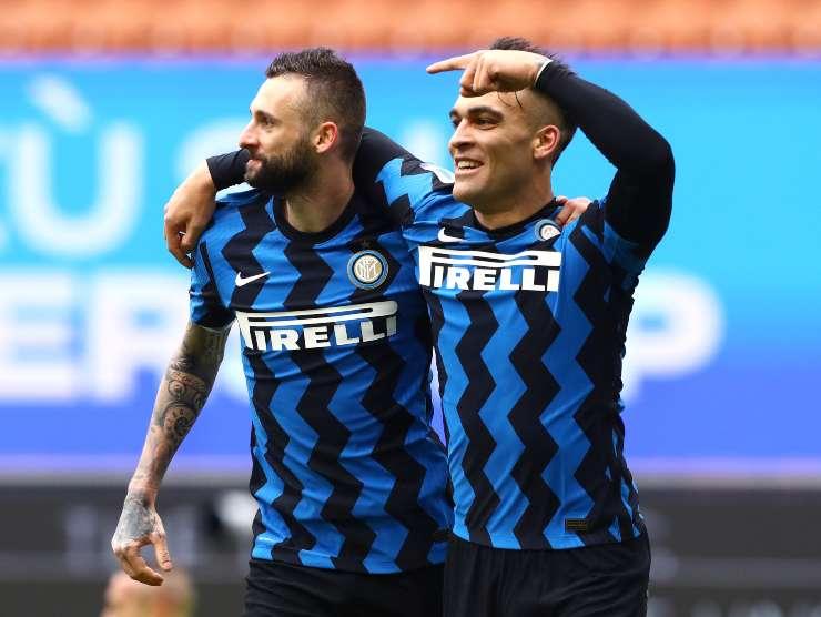 Mercato Inter cessione Brozovic
