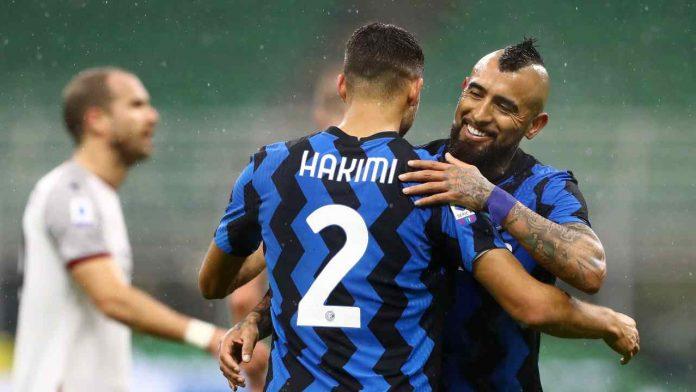 Mercato Inter cessione Vidal