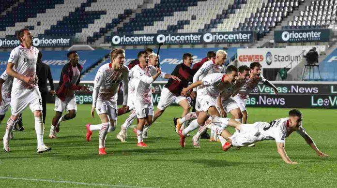Milan in Champions