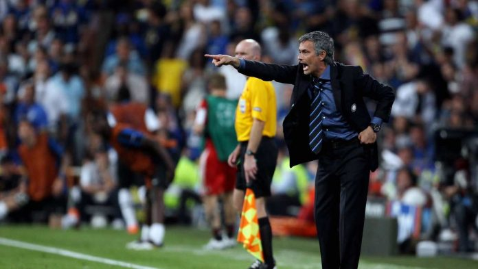 Mourinho Inter (GettyImages)