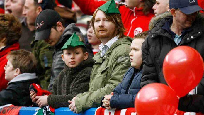 Robin Hood Nottingham Forest
