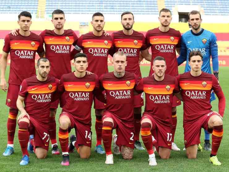 Roma di Mourinho