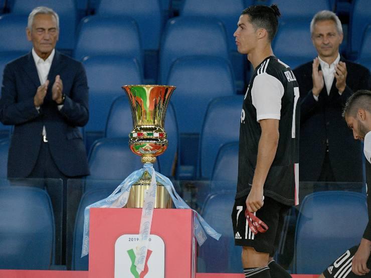 Ronaldo - Getty Images