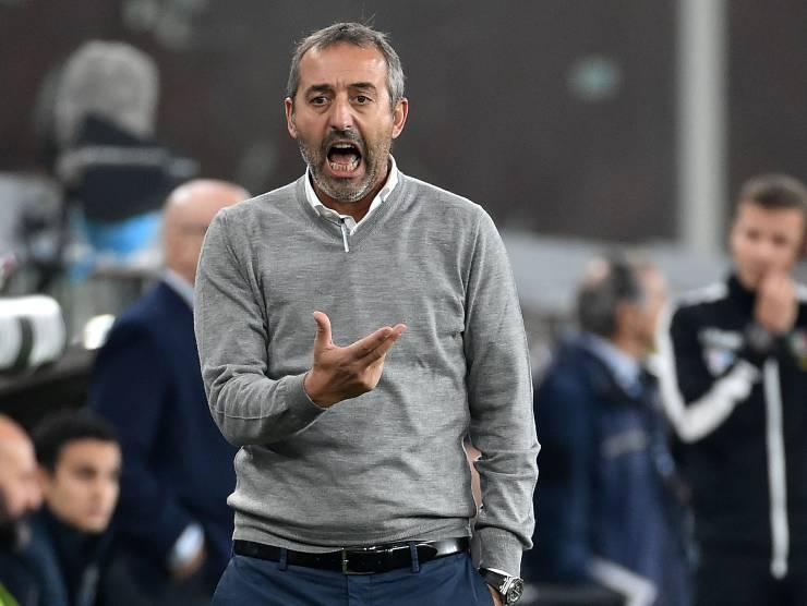 Sampdoria Marco Giampaolo