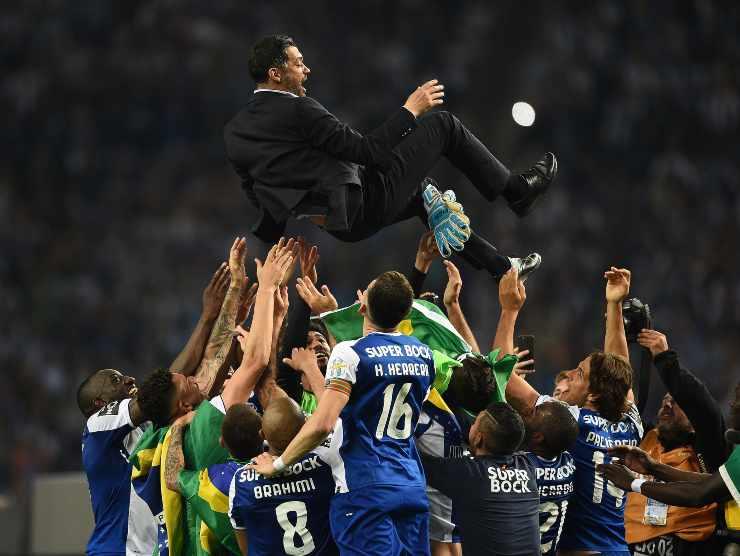 Sergio Conceicao Napoli Lazio