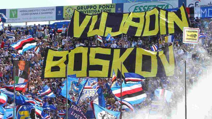 Boskov striscione - Getty Images