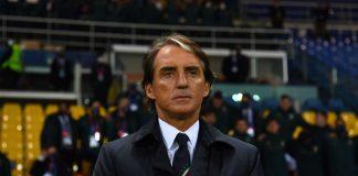 Roberto Mancini convocati italia