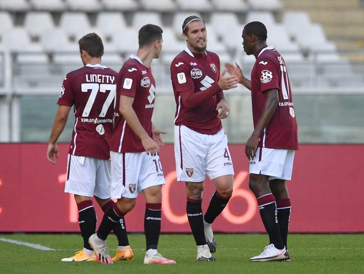 Torino in campo - Getty Images