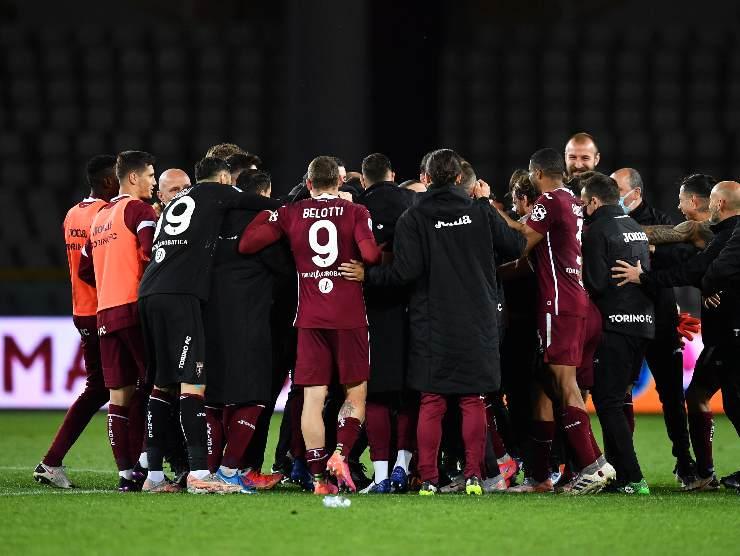 Torino Parma finale