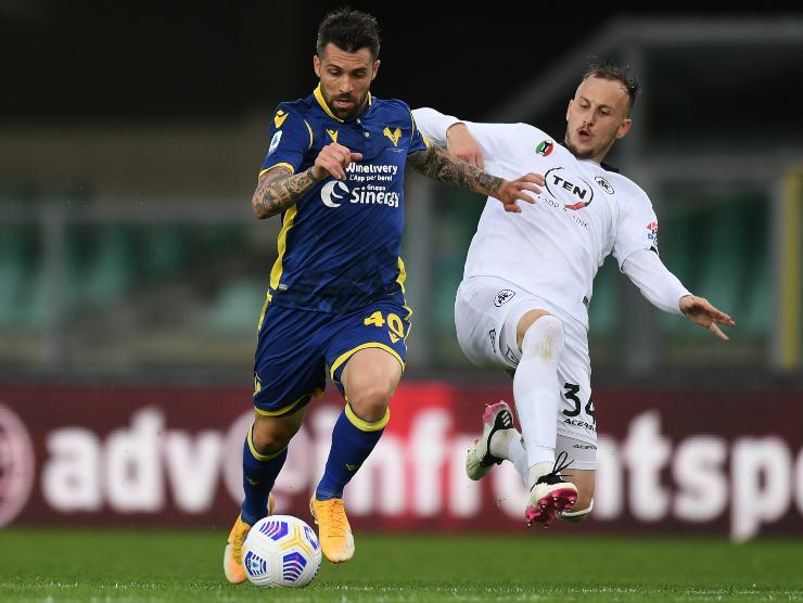 Verona-Spezia Getty Images