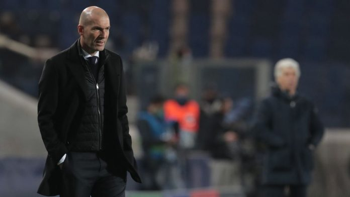 Zinedine Zidane lascia il Real Madrid