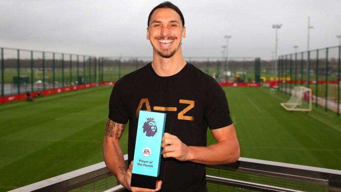 Zlatan Ibrahimović premiazione