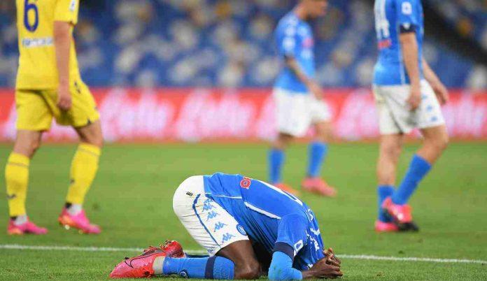 Napoli fuori Champions
