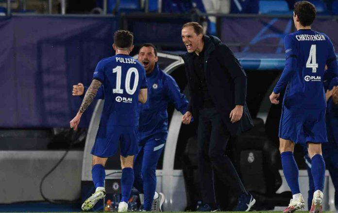 Tuchel Chelsea Champions