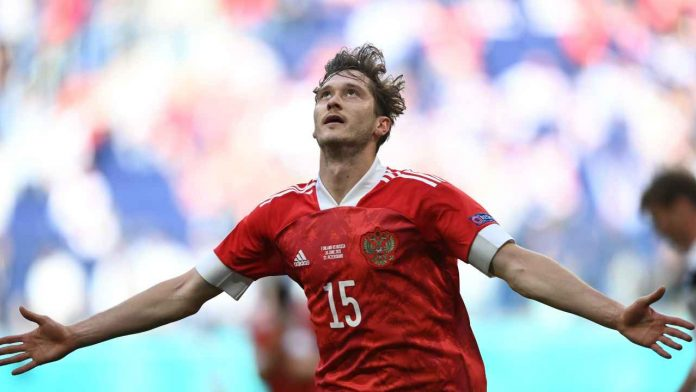 Aleksey Miranchuk gol Russia