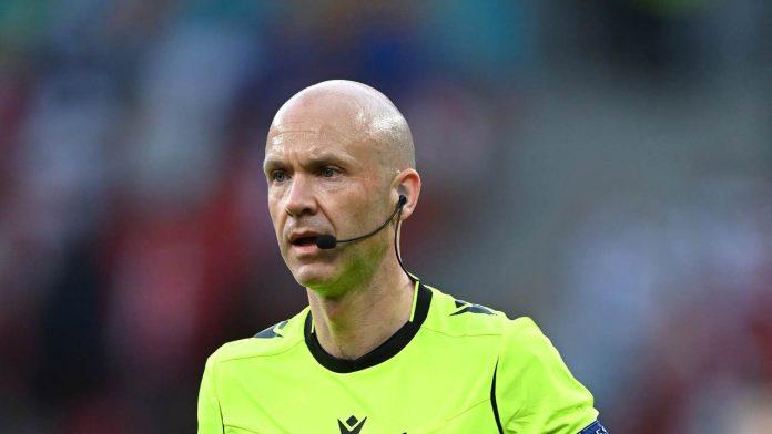 Anthony Taylor arbitro