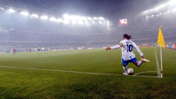 Baggio corner - Getty Images
