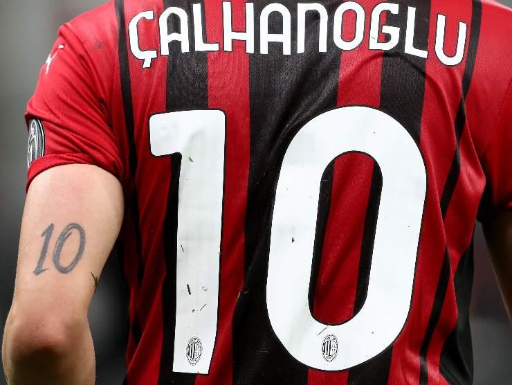 Calhanoglu Milan