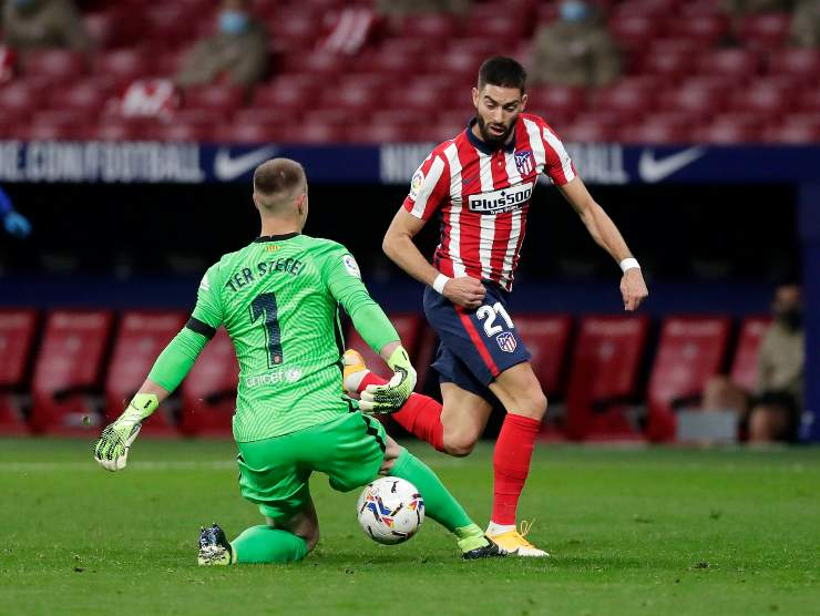Gol Carrasco - Getty Images