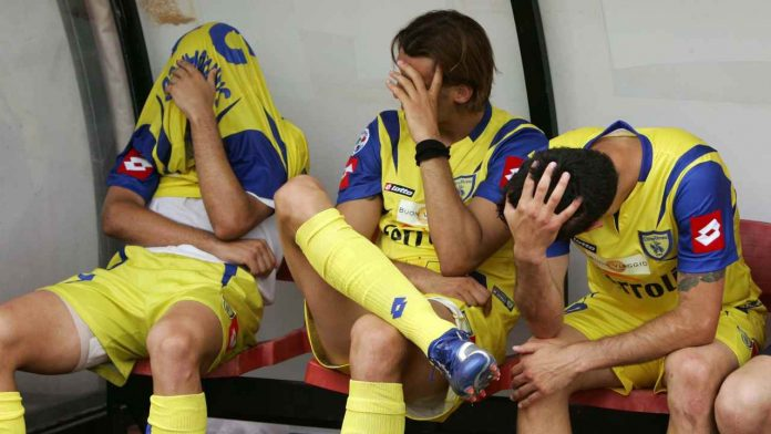 Chievo in panchina - Getty Images