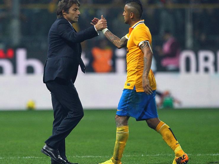 Conte e Vidal - Getty Images