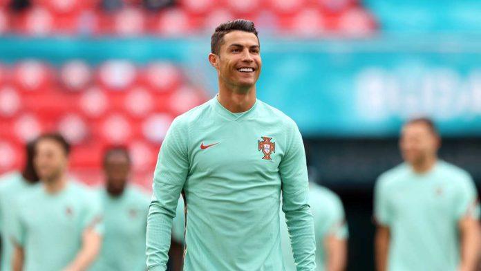 Crisitiano Ronaldo messaggio Euro 2020