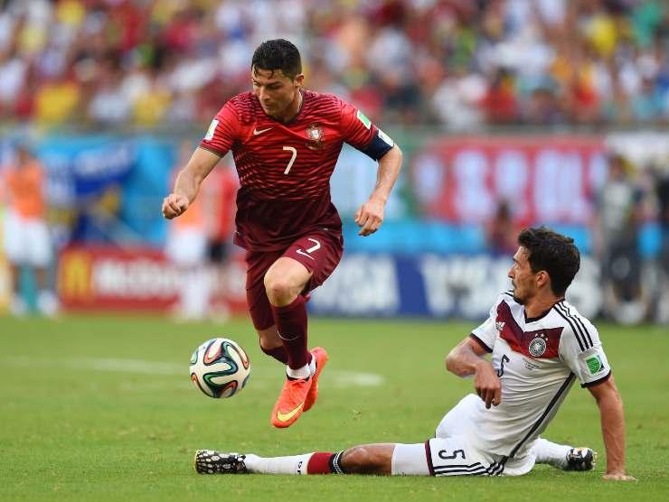 Cristiano Ronaldo Germania