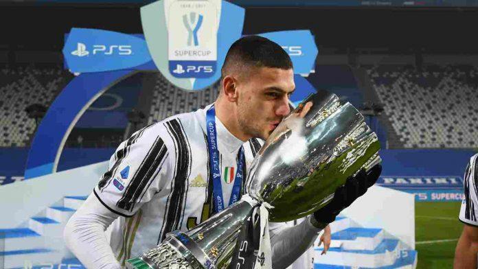Demiral Juventus Barcellona