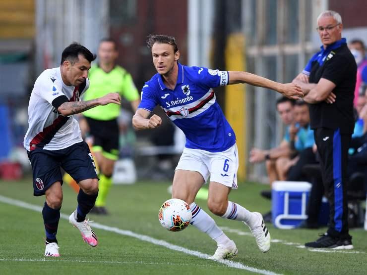 Ekdal Sampdoria - Getty Images