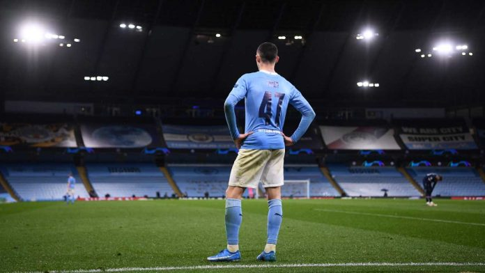 Foden in posa - Getty Images