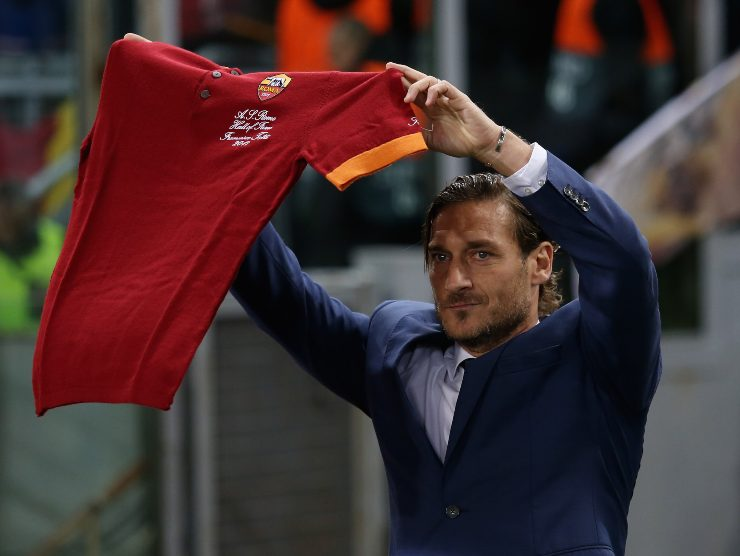 Francesco Totti Trastevere