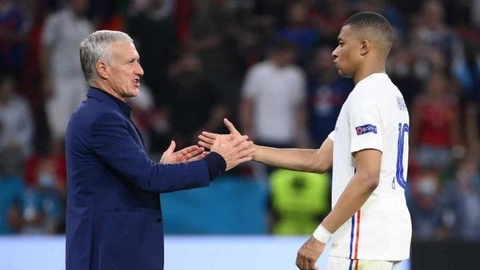 Francia favorita Euro 2020