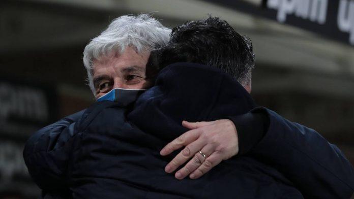 Gasperini e Gattuso - Getty Images