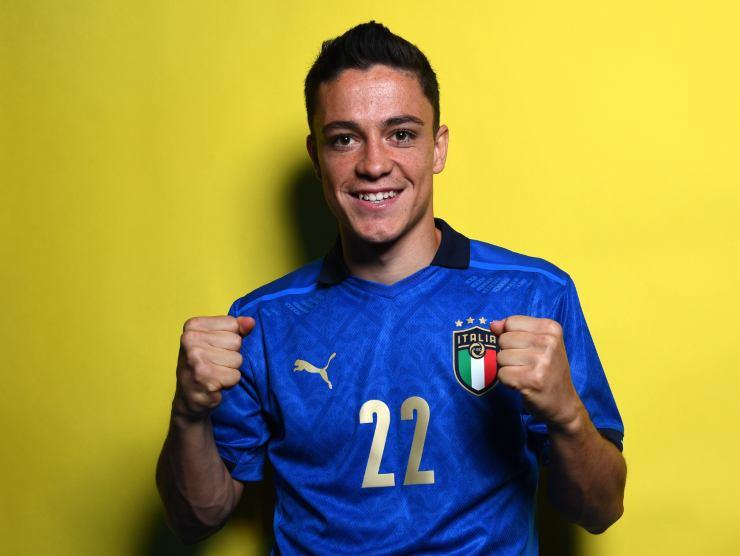 Giacomo Raspadori Paolo Rossi Mancini