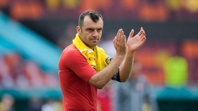 Goran Pandev ritiro Macedonia