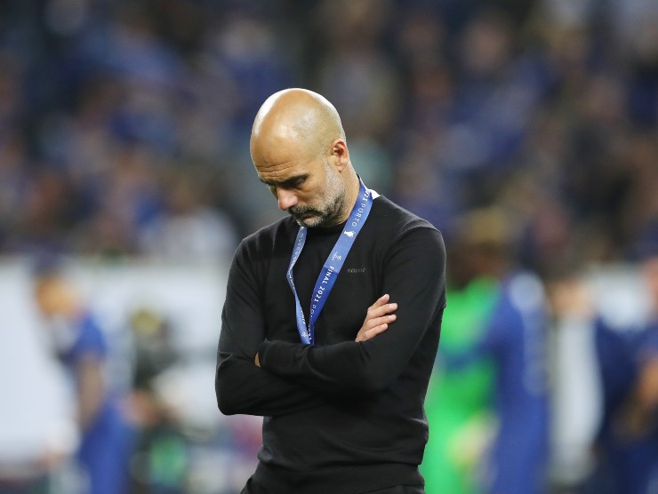 Guardiola post finale - Getty Images