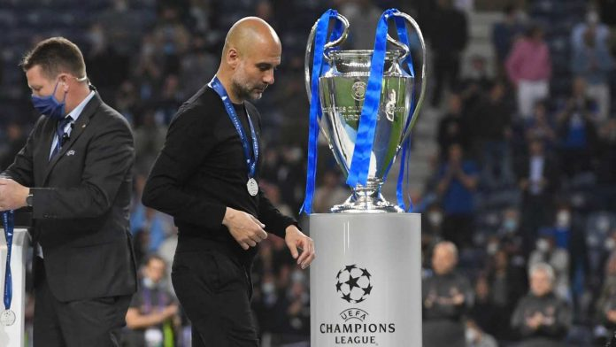 Guardiola Champions - Getty Images