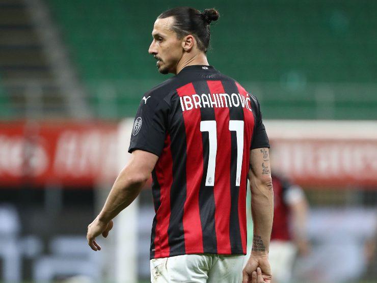 Ibrahimovic - Getty Images