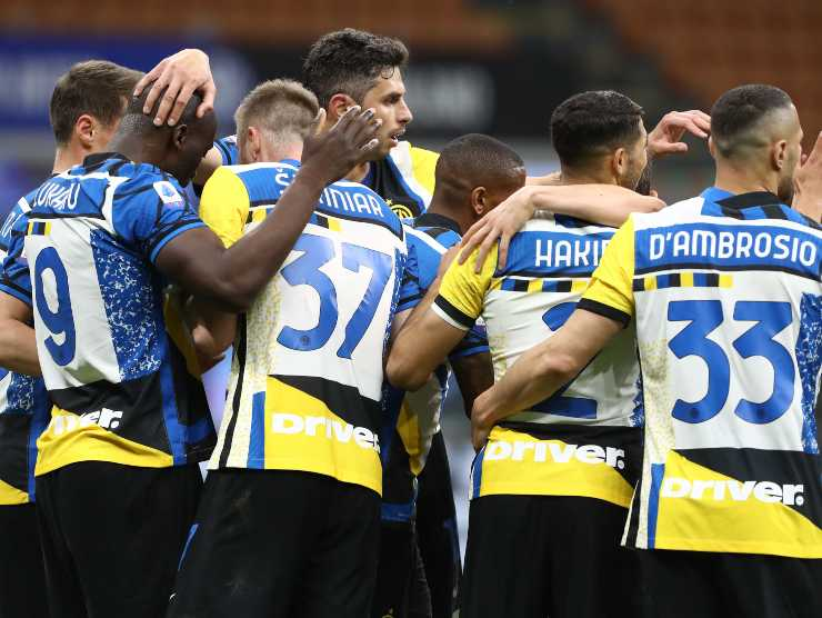Gruppo Inter - Getty Images
