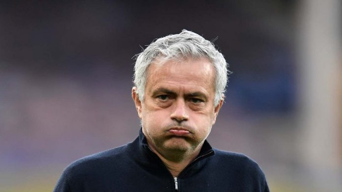 Jose Mourinho allenatore Roma