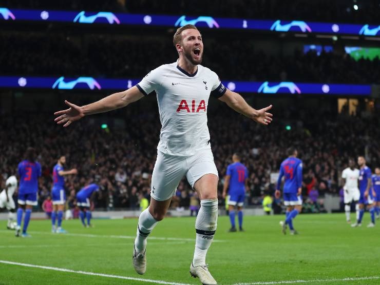 Harry Kane esulta - Getty Images