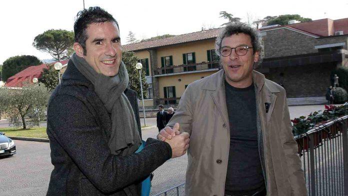 Lucarelli e Moriero - Getty Images