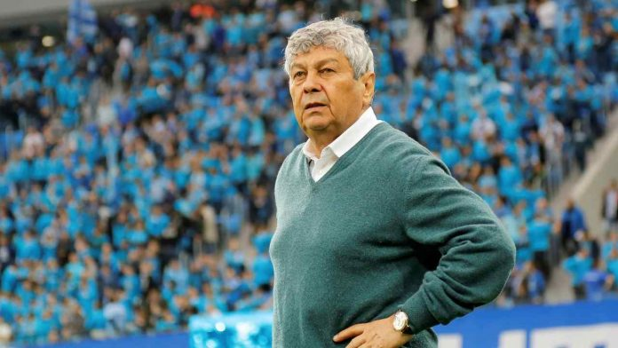 Lucescu - Getty Images