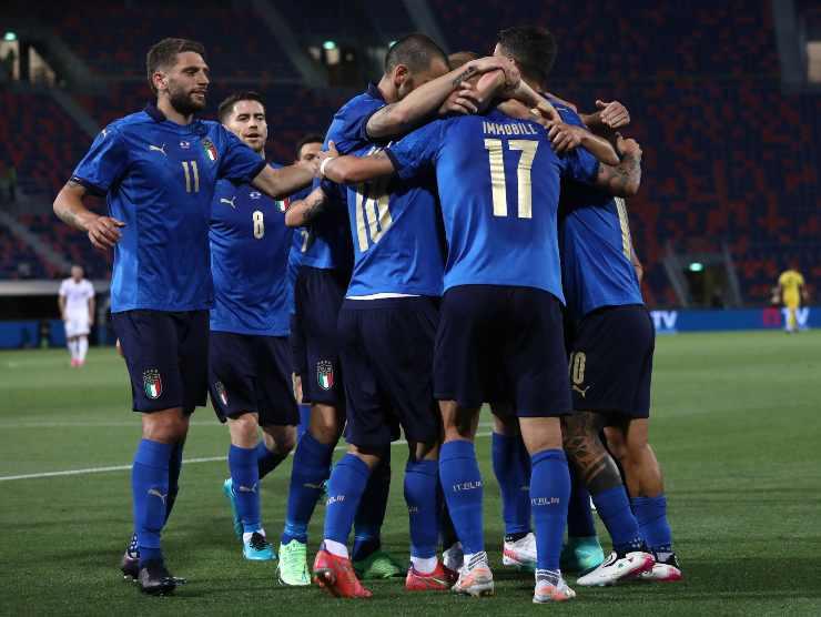 Maglia Italia Euro 2020