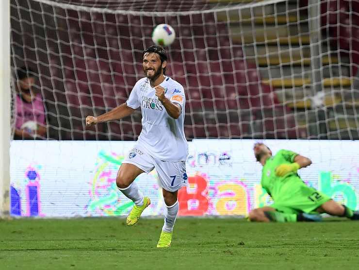 Leonardo Mancuso gol - Getty Images