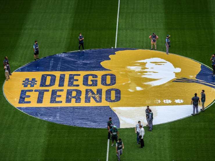 Maradona Abreu Boca