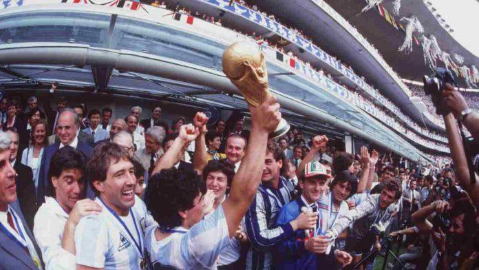 Maradona coppa