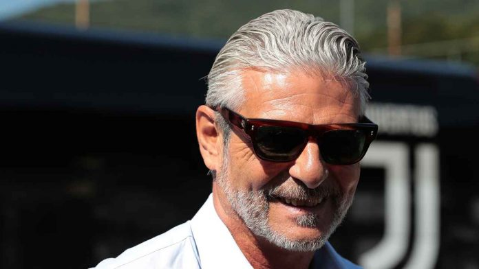 Maurizio Arrivabene Juventus