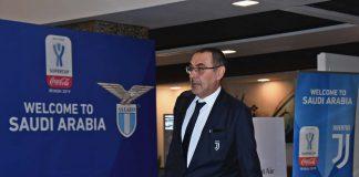 Maurizio Sarri Lazio