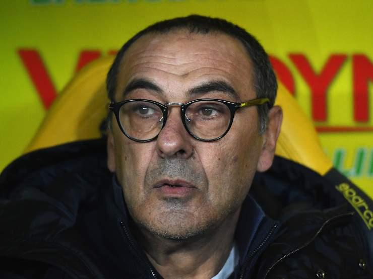 Maurizio Sarri Guccini